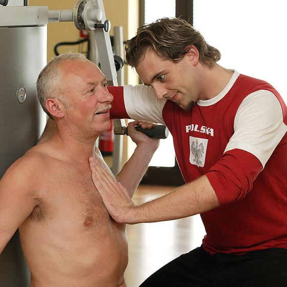 Physiotherapie am Tropicana