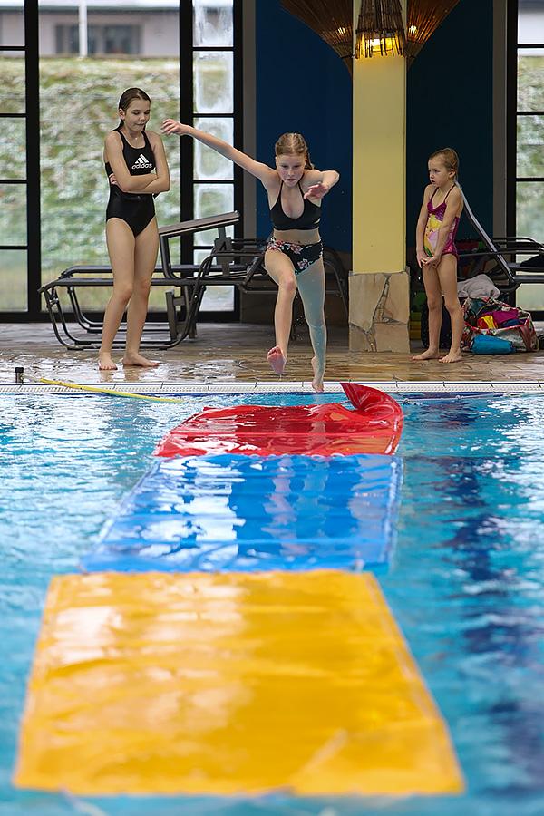 Badespaß für jung und alt im Tropicana