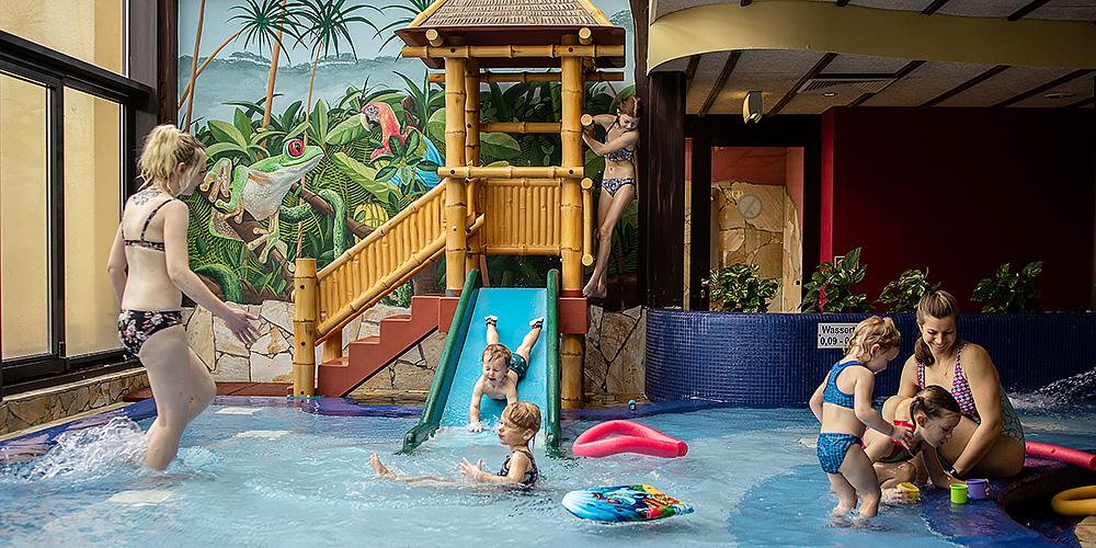 Tropicana Kinderschwimmbecken