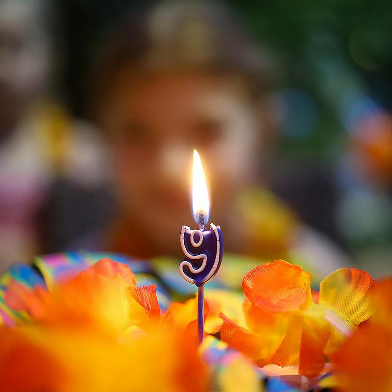Kindergeburtstag feiern im Tropicana